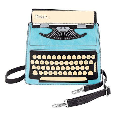 Typewriter Crossbody Bag