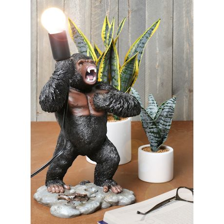 Big Gorilla Table Lamp