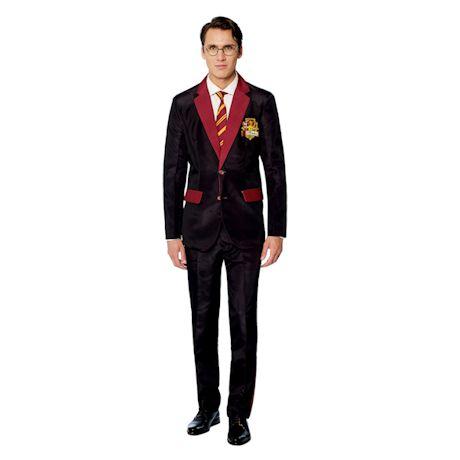 Adult Harry Potter Gryffindor Suit Costume