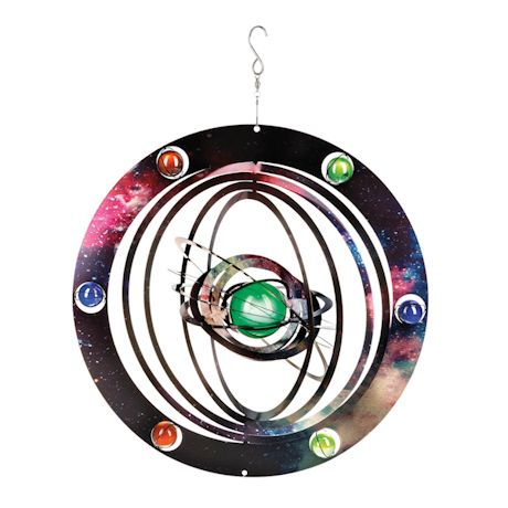 Solar System Wind Spinner