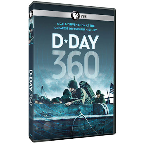 D-Day 360 DVD