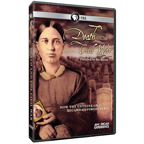 American Experience: Death and The Civil War DVD