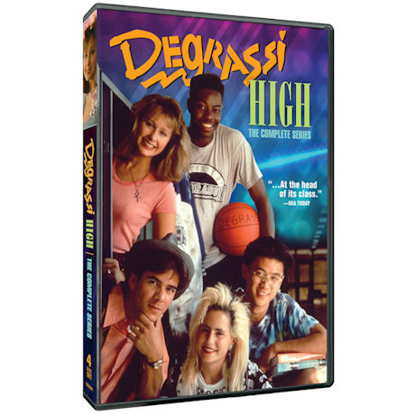 Degrassi High: Degrassi High Complete Series DVD