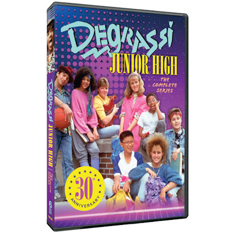 Degrassi Junior High DVD