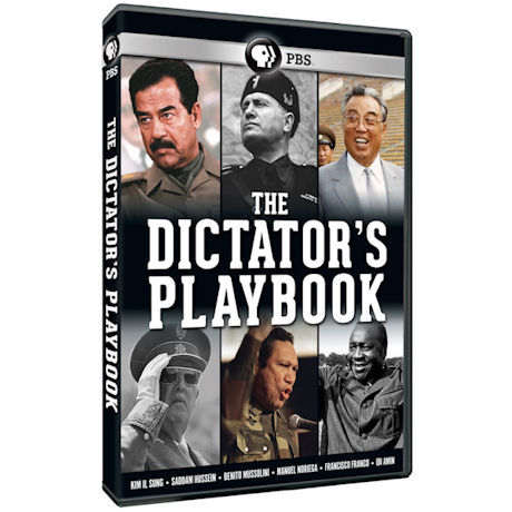 Dictator's Playbook DVD