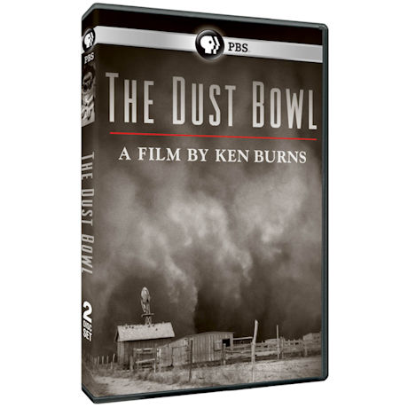 Ken Burns: The Dust Bowl  DVD & Blu-ray