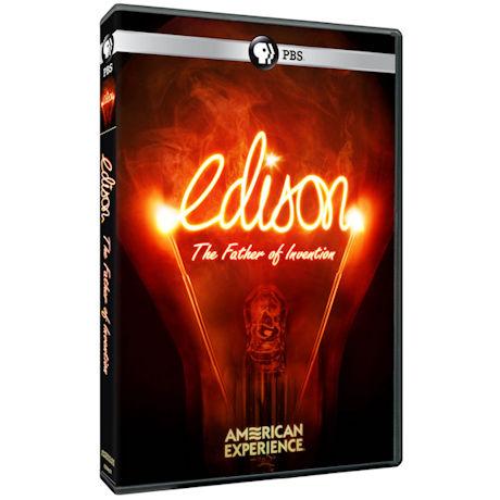 American Experience: Edison DVD