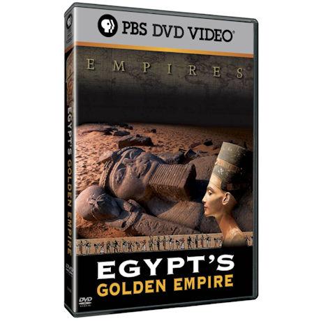 Empires: Egypt's Golden Empire DVD