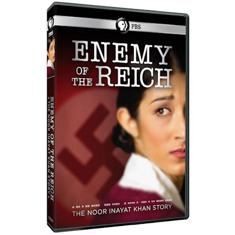 Enemy of the Reich: The Noor Inayat Khan Story DVD