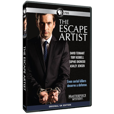 Masterpiece Mystery!: The Escape Artist (Original UK Edition) DVD