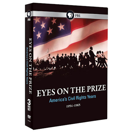 Eyes on the Prize: America's Civil Rights Years 1954-1965 (Season 1) DVD