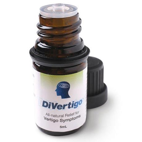 DiVertigo Vertigo Relief Treatment All Natural