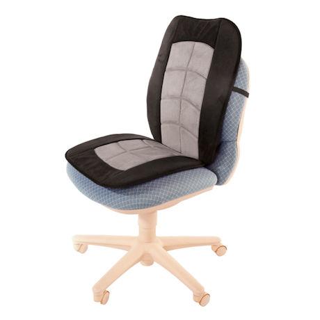 Memory Foam Seat and Back Cushion