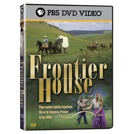 House: Frontier House DVD 2PK