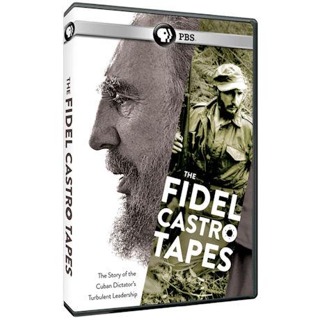 The Fidel Castro Tapes DVD