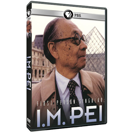 First Person Singular: I.M. Pei DVD