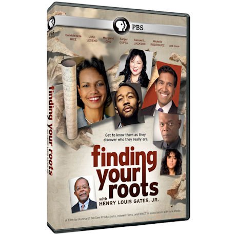 Finding Your Roots DVD