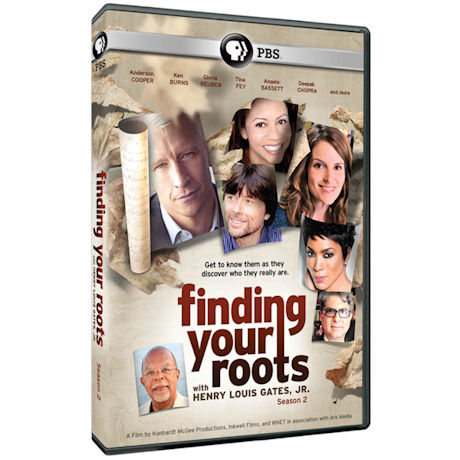 Finding Your Roots, Season 2 DVD