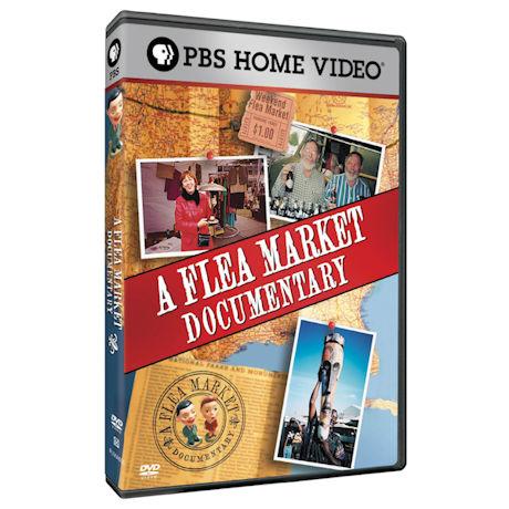 A Flea Market Documentary DVD
