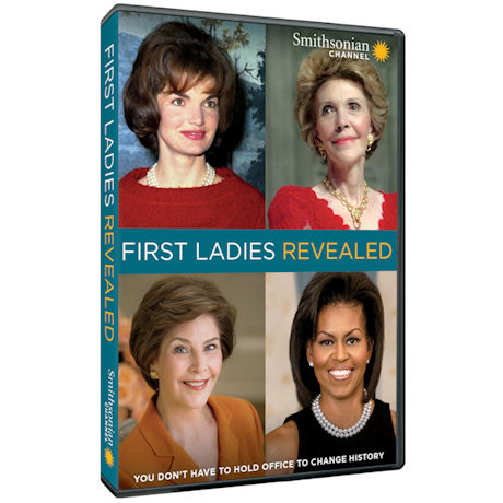 Smithsonian: First Ladies Revealed DVD