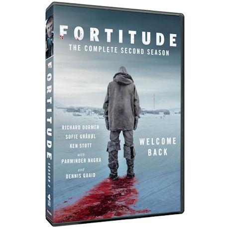 Fortitude Season 2 DVD & Blu-ray