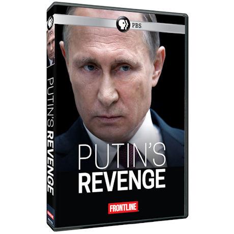 FRONTLINE: Putin's Revenge DVD