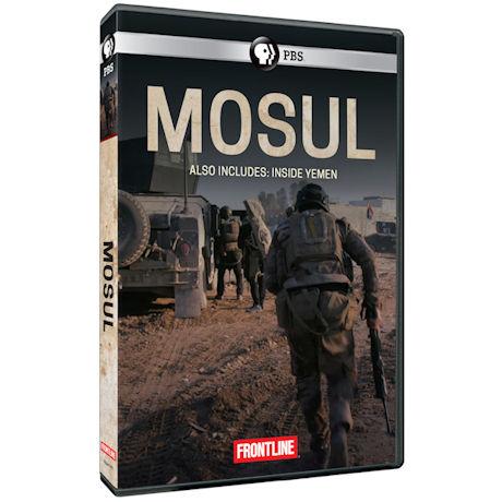 FRONTLINE: Mosul DVD