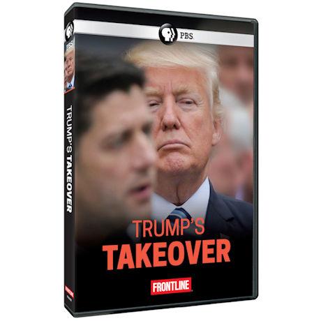 Frontline: Trump's Takeover DVD
