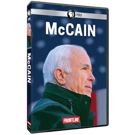 FRONTLINE: McCain DVD