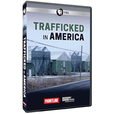 Frontline: Trafficked in America DVD