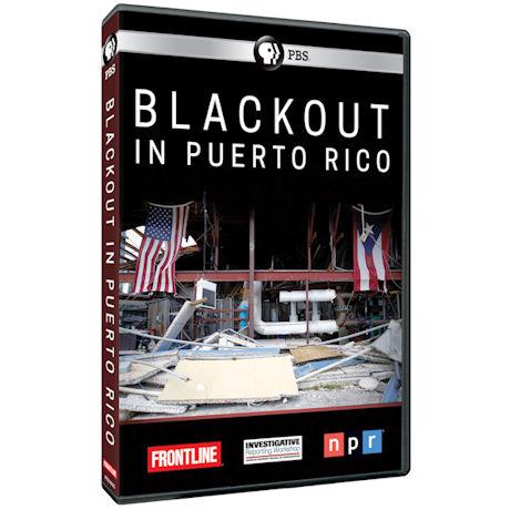 FRONTLINE: Blackout in Puerto Rico DVD
