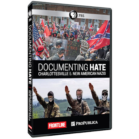 FRONTLINE: Documenting Hate DVD