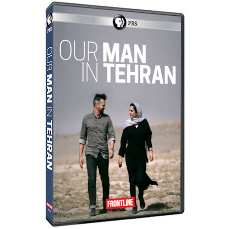 FRONTLINE: Our Man in Tehran DVD
