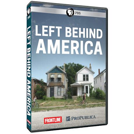 FRONTLINE: Left Behind America DVD