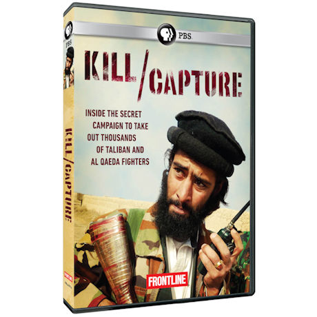 FRONTLINE: Kill/Capture DVD