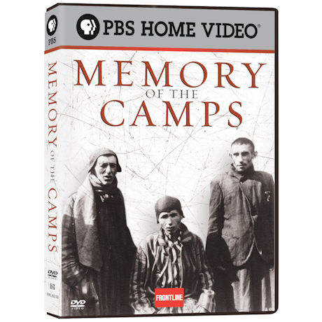 FRONTLINE: Memory of the Camps DVD