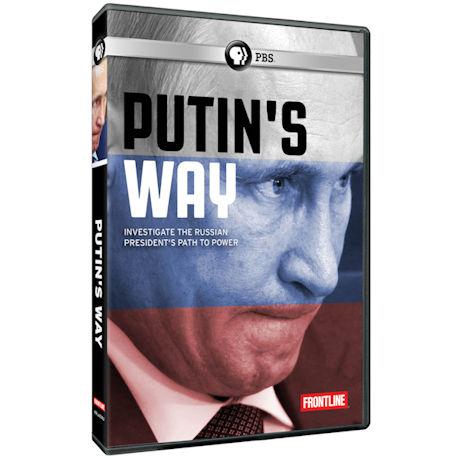 FRONTLINE: Putin's Way DVD