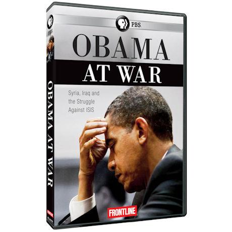 FRONTLINE: Obama at War DVD