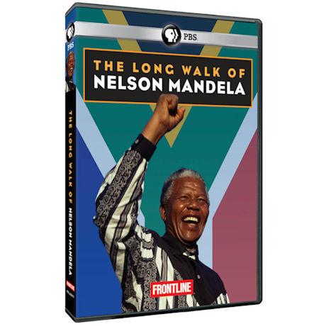 FRONTLINE: The Long Walk of Nelson Mandela (2011) DVD