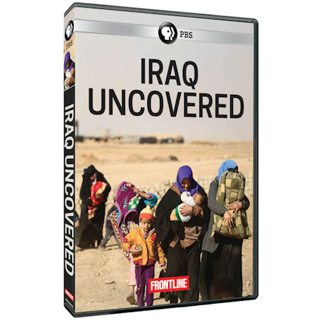 FRONTLINE: Iraq Uncovered DVD