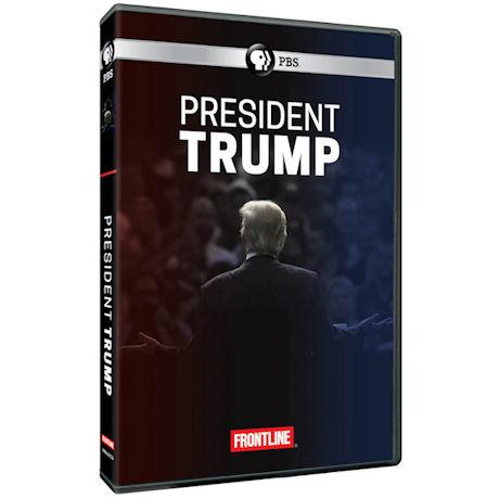 FRONTLINE: President Trump DVD