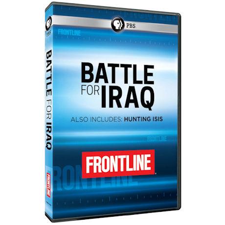 FRONTLINE: Battle For Iraq DVD