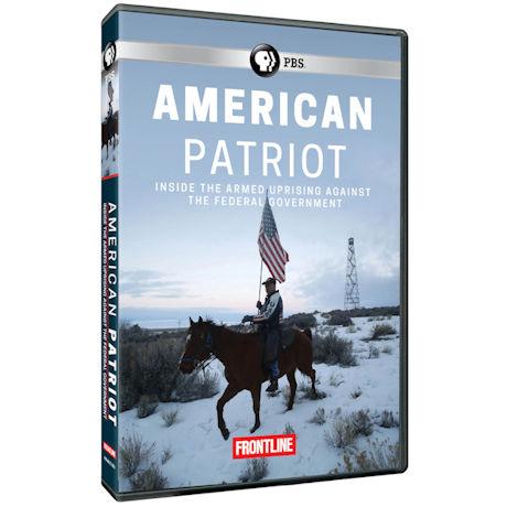 FRONTLINE: American Patriot DVD