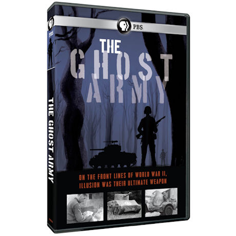 The Ghost Army DVD