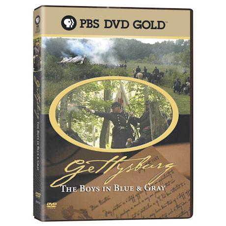 Gettysburg: The Boys in Blue & Gray DVD