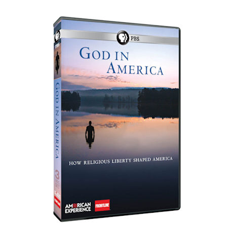 God in America: How Religious Liberty Shaped America DVD