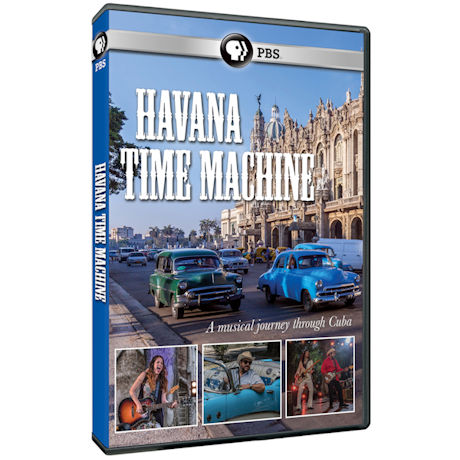 Great Performances: Havana Time Machine DVD