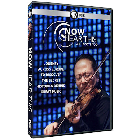 Great Performances: Now Hear This DVD