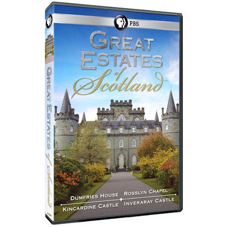 Great Estates of Scotland DVD