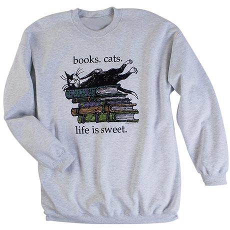 Edward Gorey Life Is Sweet Shirt